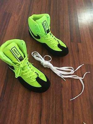 Nike Inflict OE rep wrestling shoes sz 8.5