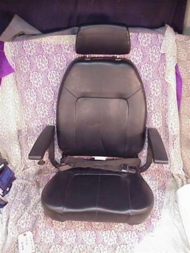 Shoprider Streamer Sport Seat w/ Joystick Arm Head Rests *Mount Bracket Seatbelt