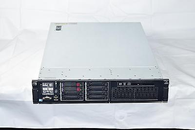 HP PROLIANT DL380 G7 SERVER XEON E5649 6 CORE 2x 146GB 15K RPM 64GB RAM #32754#