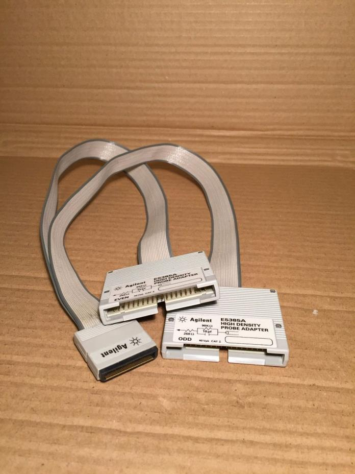Agilent E5385A High Density Probe Adapter *** BUY 3 , Get 1 FREE ***