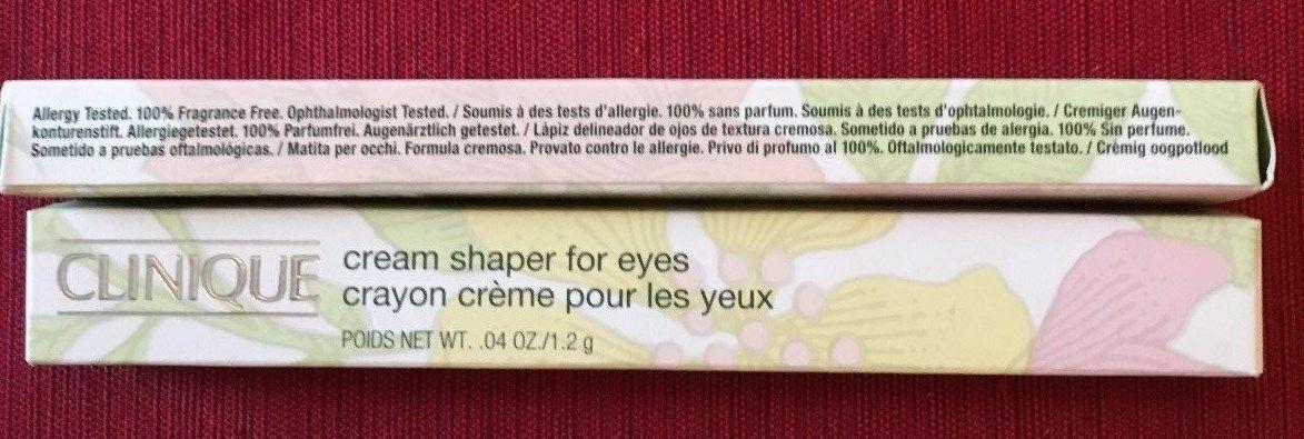 Clinique Cream Shaper For Eyes Eyeliner Pencil #103 Egyptian