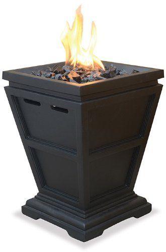Endless Summer GLT 1343SP, LP Gas Deck, Patio, Outdoor Table Top Fireplace