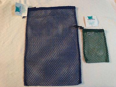 2 Equinox Mesh Bags 1 Large Blue 20