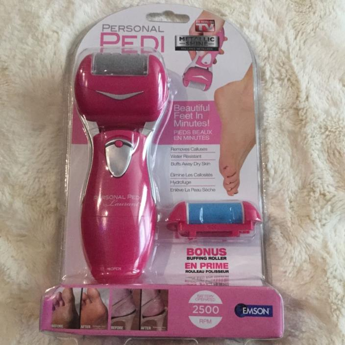Personal Pedi by Laurent New in Package- Pink