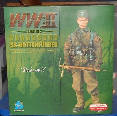 Slavko Juric DID 1/6 Scale WWII German Action Figure BNIB