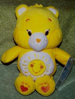 Care Bears FUNSHINE Bear 8