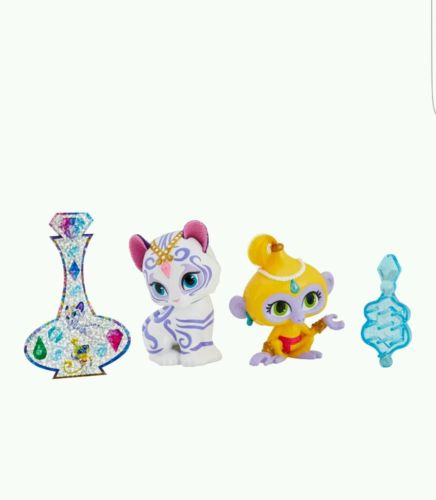 Fisher-Price Shimmer and Shine Tala and Nahal Figure Set