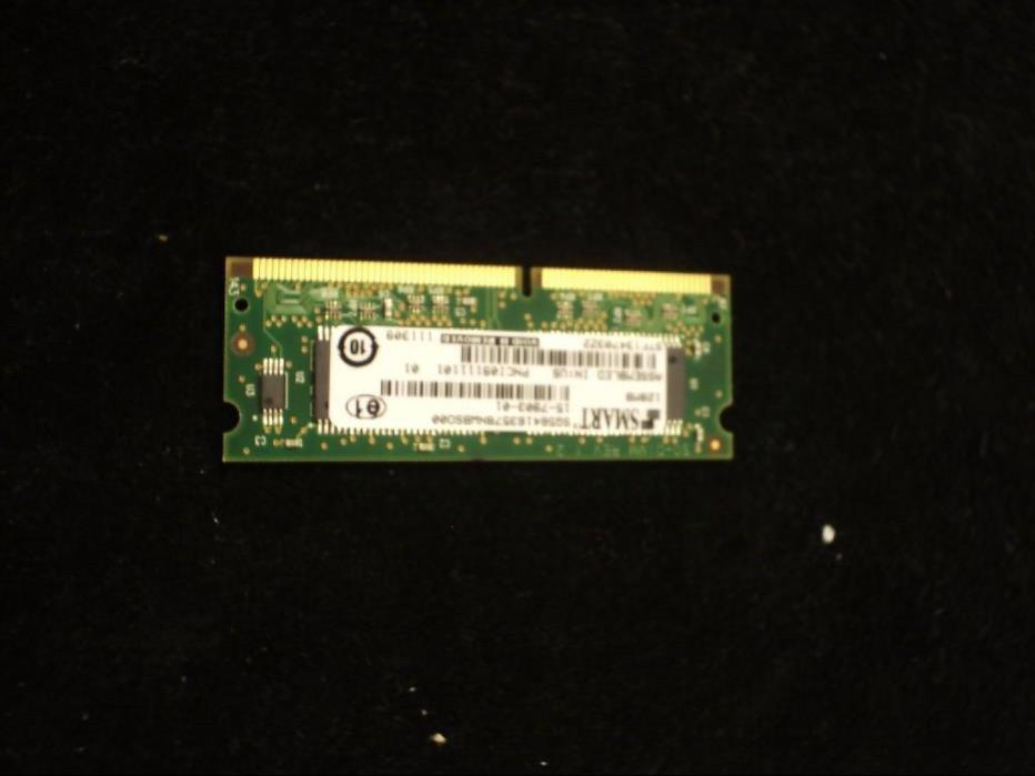 Cisco 3745 Router Smart 128MB PC-100 144p SO-Dimm Router Memory Inv#514