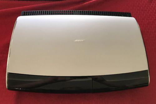 Bose AV28 Lifestyle Media Center CD/DVD, AM-FM Tuner UNTESTED