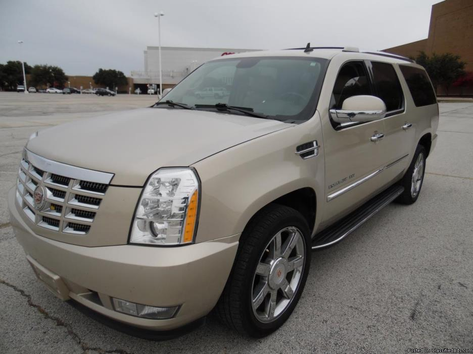 cadillac escalade leather seats for sale classifieds. Black Bedroom Furniture Sets. Home Design Ideas