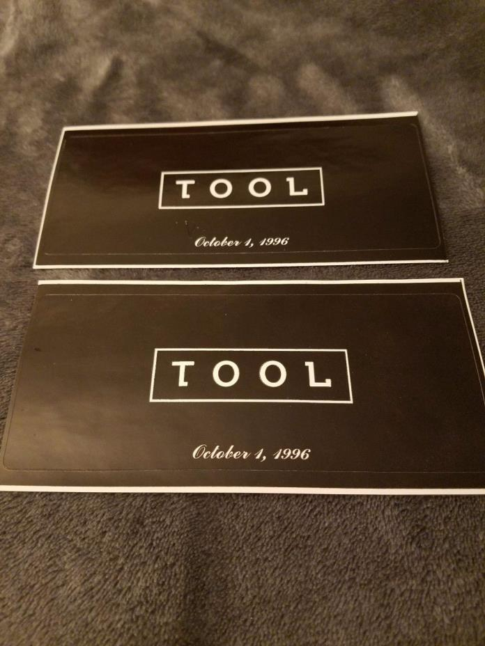 Tool stickers original