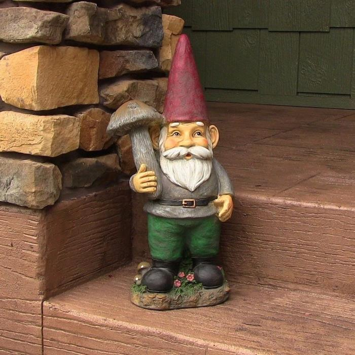 Marty the Mushroom Gnome 20