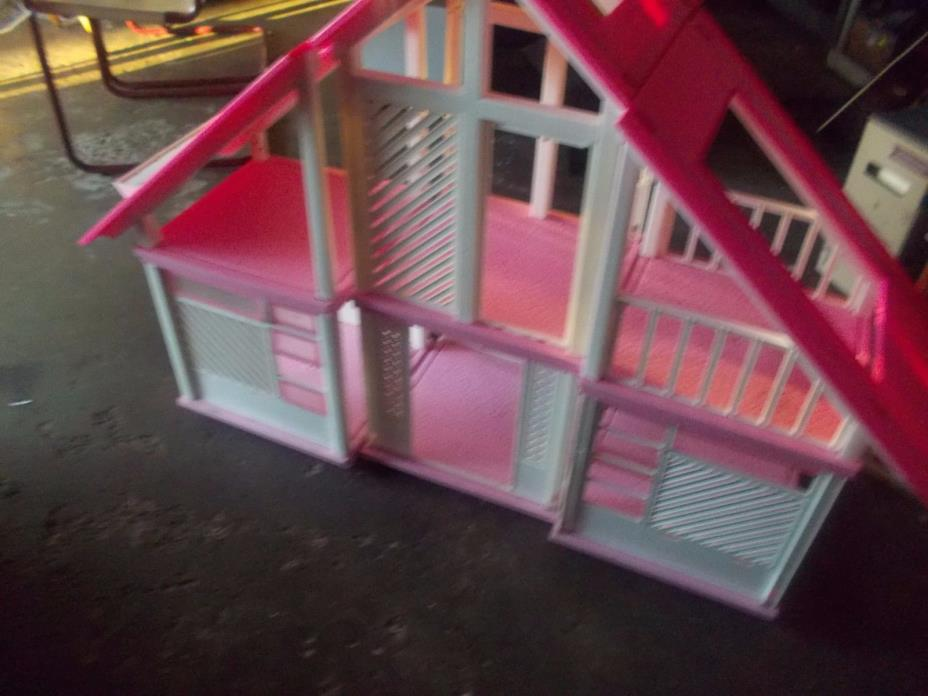 Barbie A Frame House For Sale Classifieds