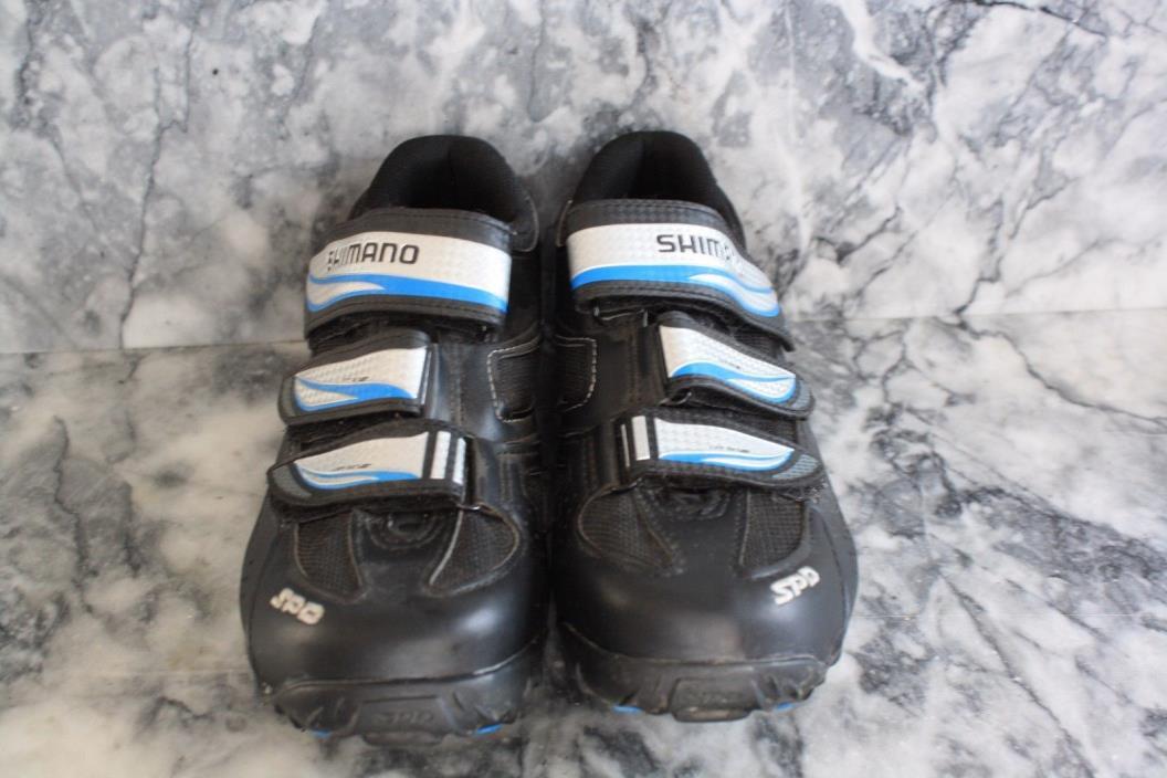 Shimano SH-WM51 Women's Mountain MTB Cycling Shoes   39 / 7.2   2 Bolt