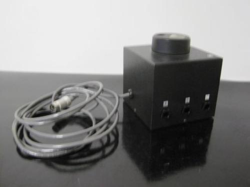 Burleigh PCS-5000 Series Axis Control Unit Patch Clamp Micromanipulator Rare