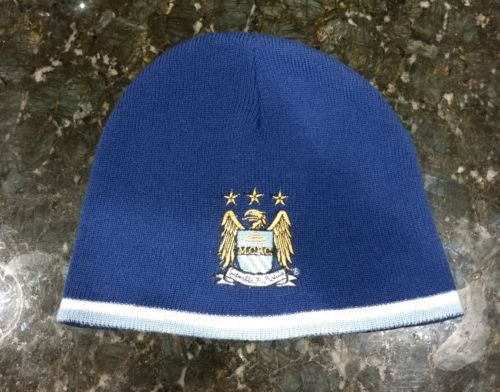 Manchester City Hat and Scarf