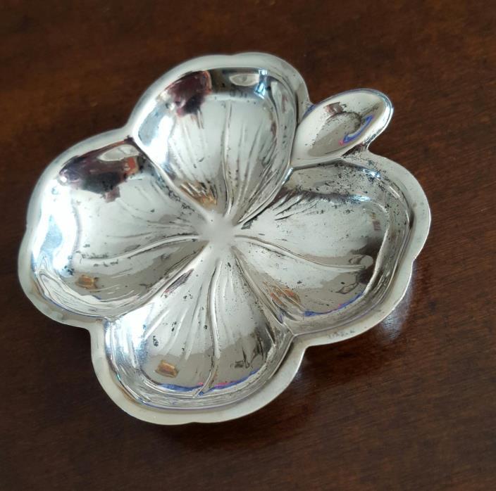 Lenox Sterling Silver Nut Dish FSC-95 3