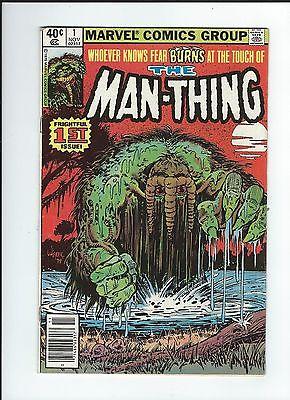 Man Thing #1 FN+ 6.5  1979