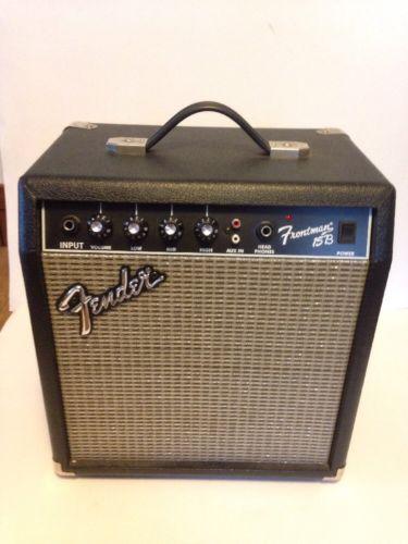Fender Frontman 15B Electric Guitar Amplifier