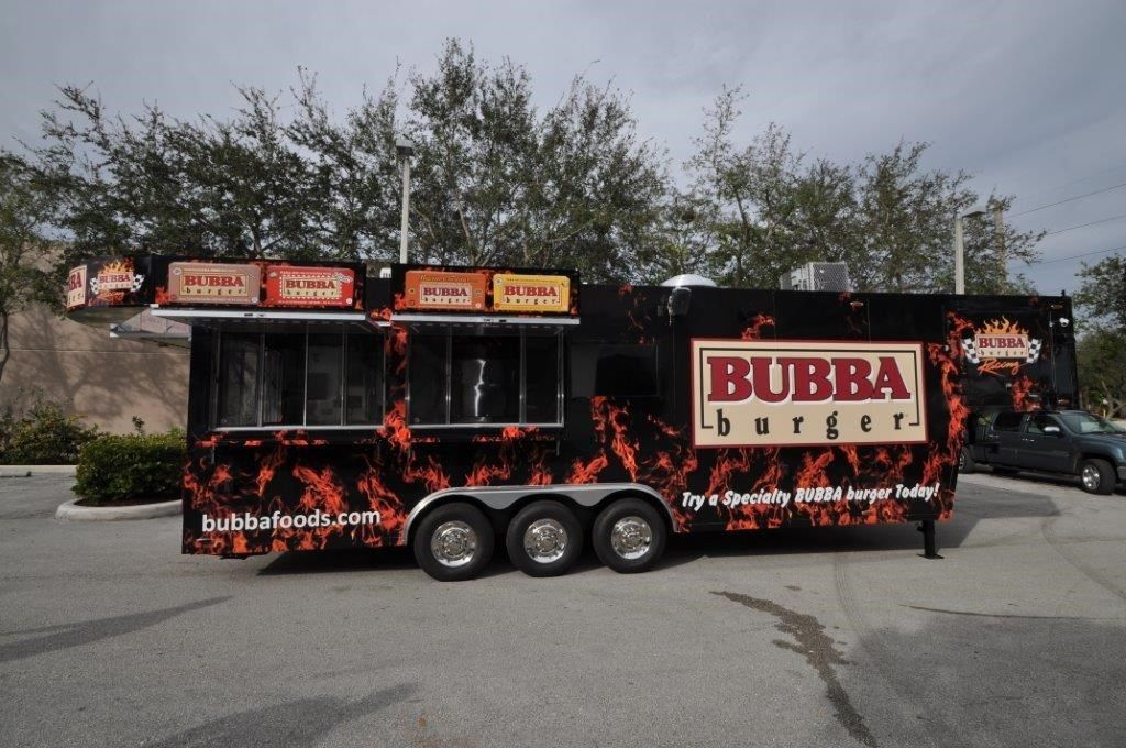8 x 34 Food Concession Trailer (Food Truck)
