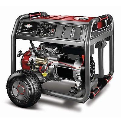 Briggs & Stratton 8000 Watt Elite Series Portable Generator 30664