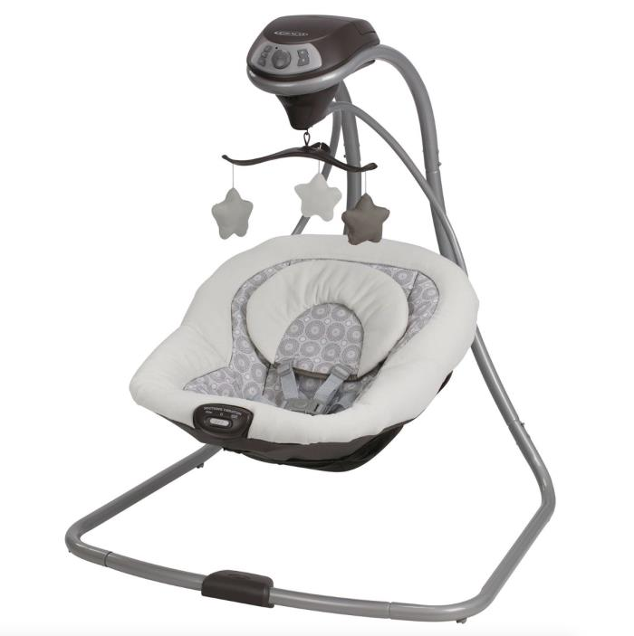 Baby Sway Swing Portable Baby Swing