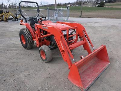 Kubota Tractor L2800 - Classifieds