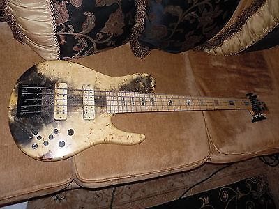 Fodera M G. bass guitar