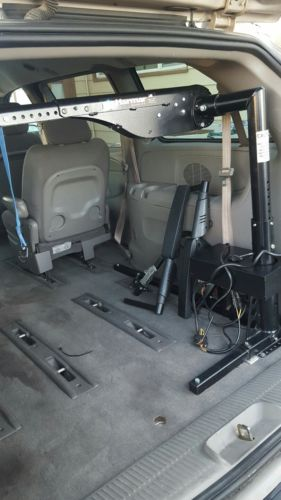 Harmar Mobility Electric Auto Lift-  Ala 05111