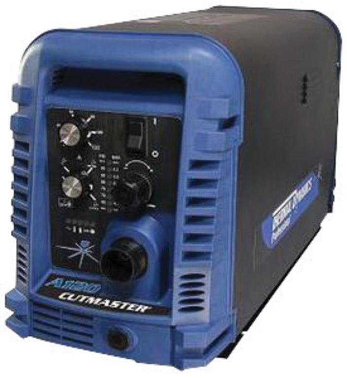 Thermal Dynamics Cutmaster A120 Plasma Cutter 1-1734-1 Without Machine Torch
