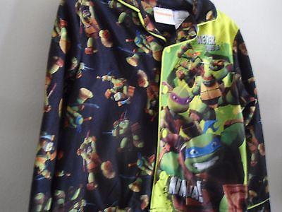 Nickelodeon Ninja Turtles Boys Long Sleeve Shirt & Pants Pajama Set Size 4/5