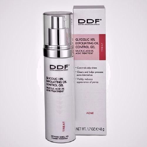 Glycolic 10% Exfoliating Oil Control Gel DDF