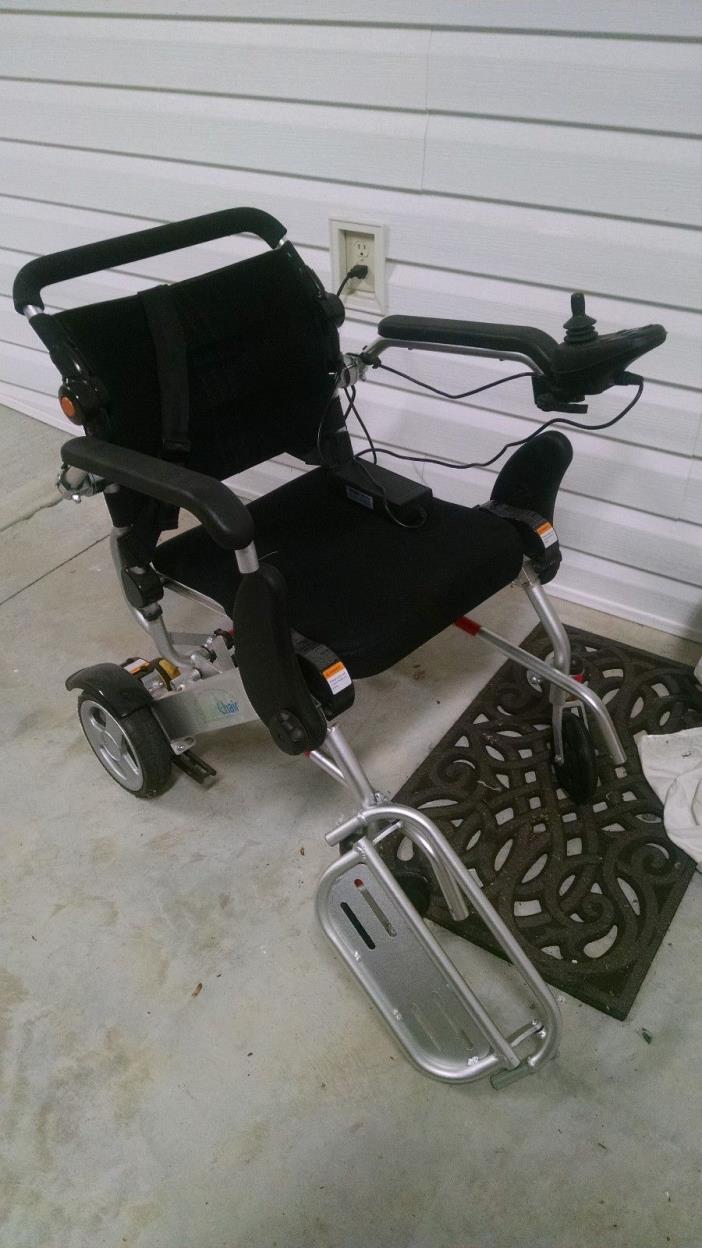electric wheelchair/smart chair