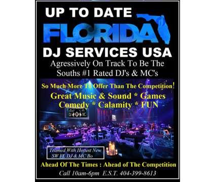 Florida's Best DJ & MC Service