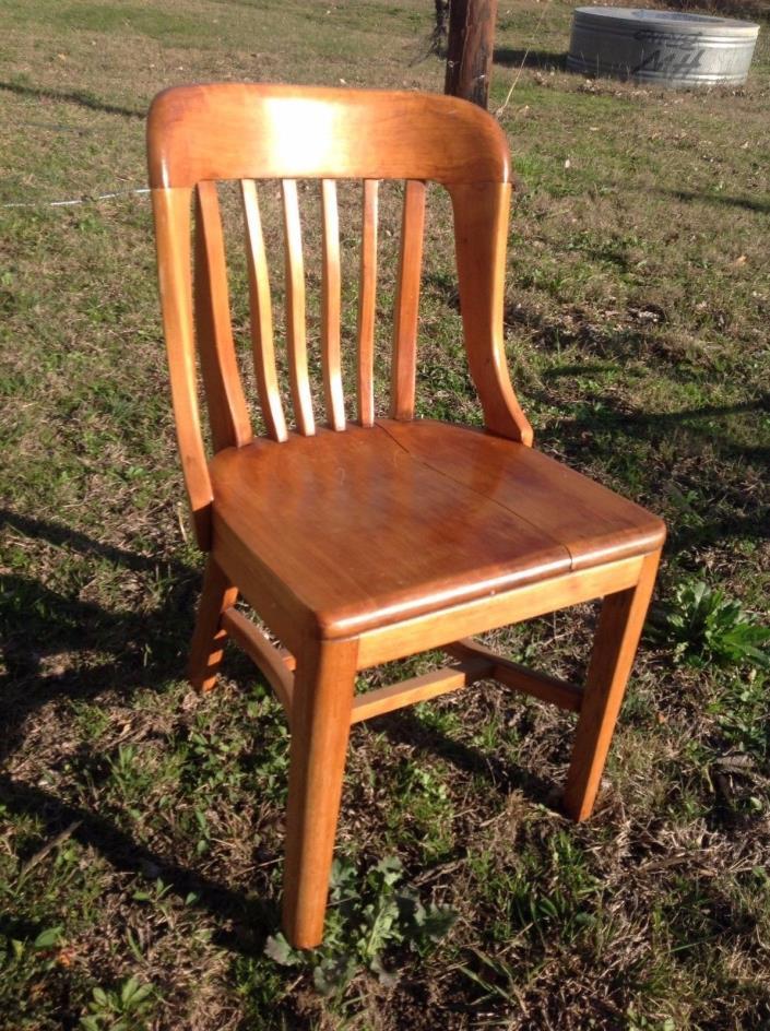 Vintage Oak Office Chair For Sale Classifieds