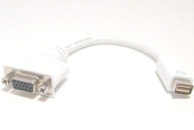 Micro Connectors Micro DVI Male to VGA Female Adapter. Free Shipping