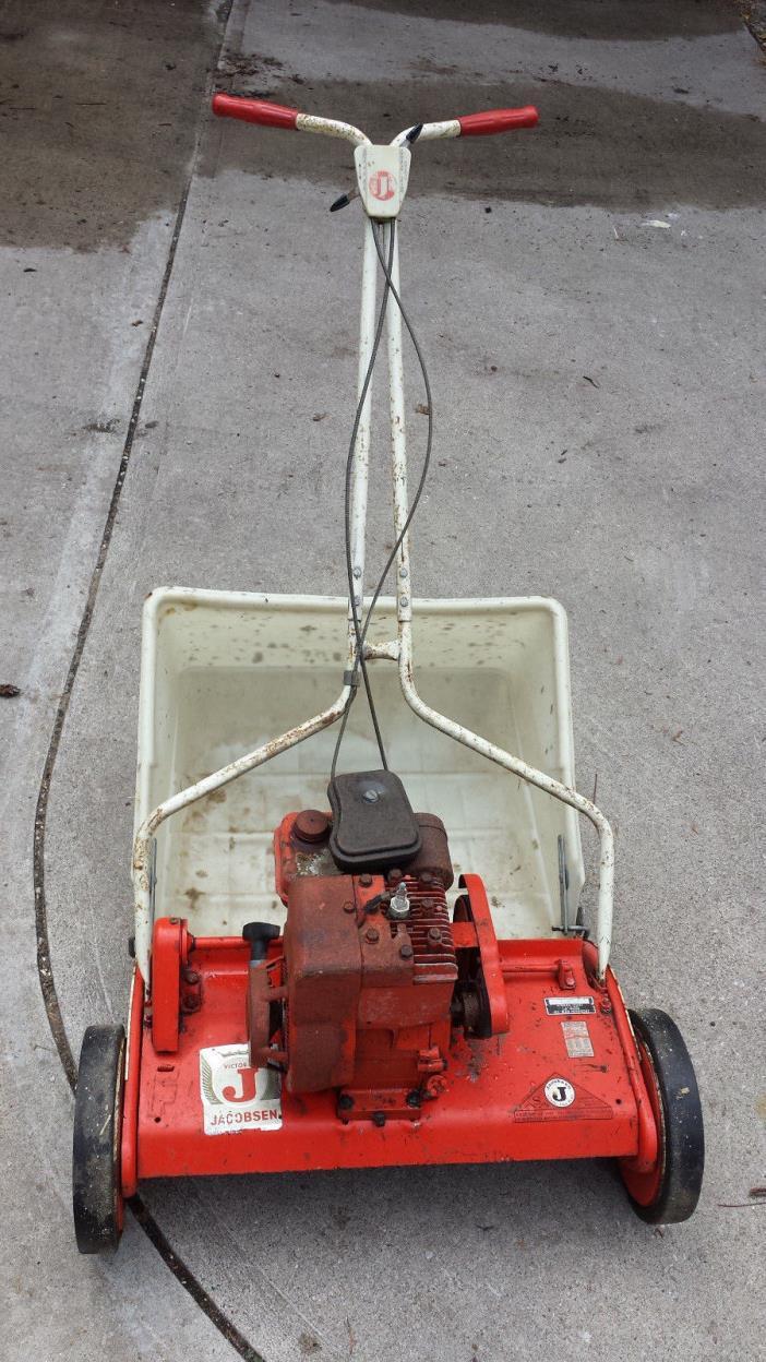 Jacobsen Reel Mower For Sale Classifieds