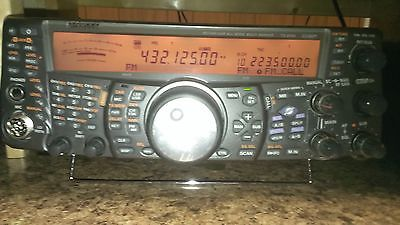 KENWOOD TS-2000X Transceiver HF/6/2/432/1296 with 2 Optional Boards INSTALLED !