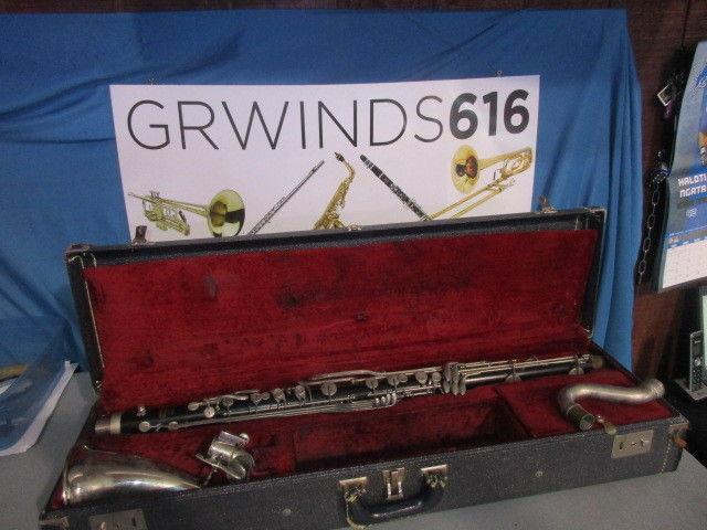 bundy plastic bass clarinet