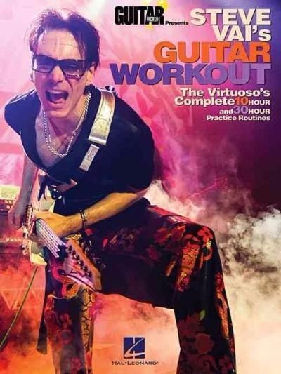 Guitar World Presents Steve Vai's Guitar Workout (Guitar World Presents)