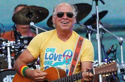 Jimmy Buffett Concert--Orange Beach, Alabama--Pay What I Paid