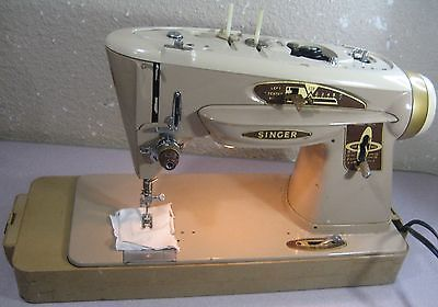 Vintage! Singer 500A 500 Rocketeer Sewing Machine 401 Style PARTS/REPAIR