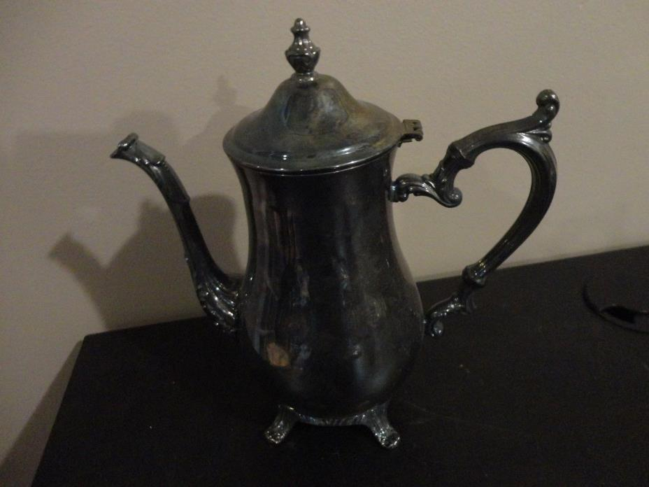 Rogers Silver Teapot For Sale Classifieds