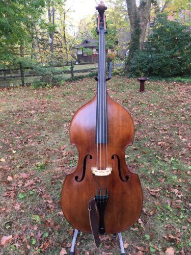 1926 Juzek 'Master Art' Upright Bass Double Bass