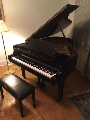 Yamaha C3 Grand Piano Great Sound And Touch.