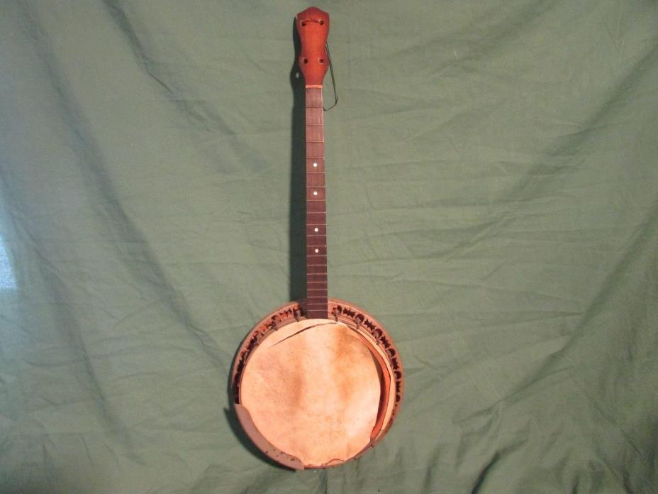 Vintage Tenor Banjo Project