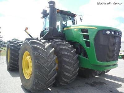 2008 John Deere 9630 Tractors