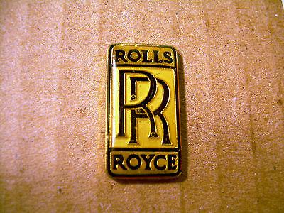 Rolls Royce Vintage Pin