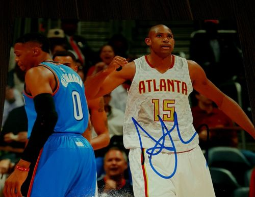 Al Horford Signed 8x10 Photo Coa - Boston Celtics