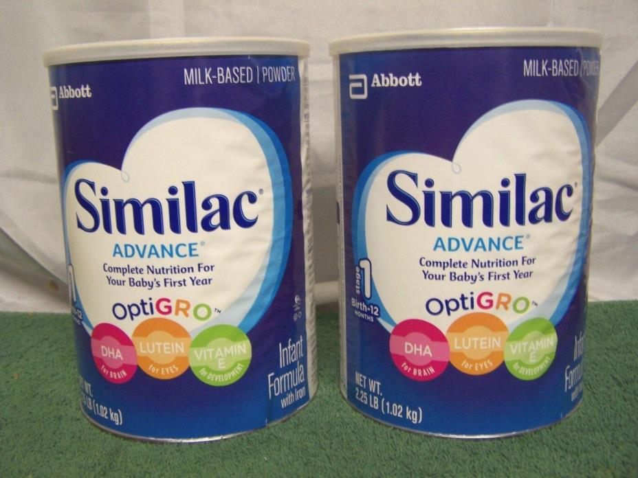 SIMILAC ADVANCE OPTIGRO INFANT FORMULA WITH IRON